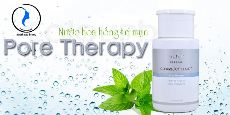 Nước hoa hồng trị mụn Obagi Pore Therapy