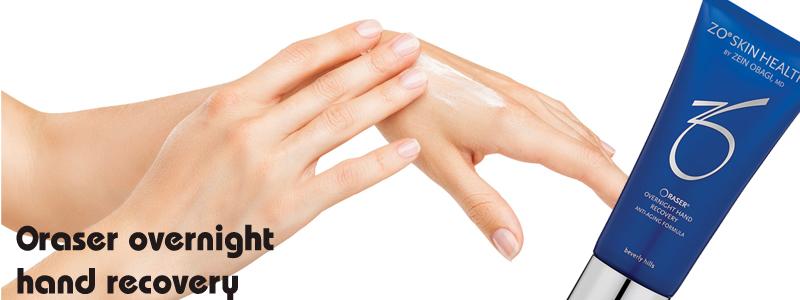 Kem dưỡng tay ban đêm ORASER overnight hand recovery