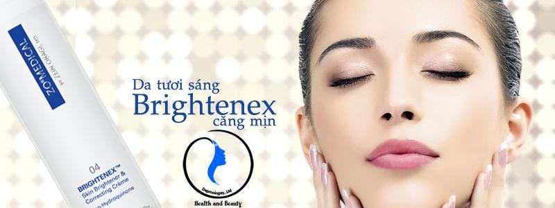 Kem phục hồi chứng năng da Zo Brightenex