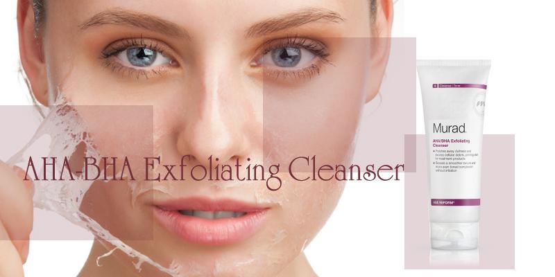 Sữa rửa mặt mềm mịn AHA/BHA Exfoliating Cleanser