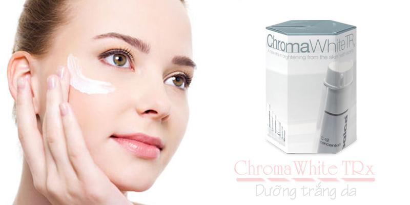 Bộ sản phẩm chăm sóc da ChromaWhite TRx Kit