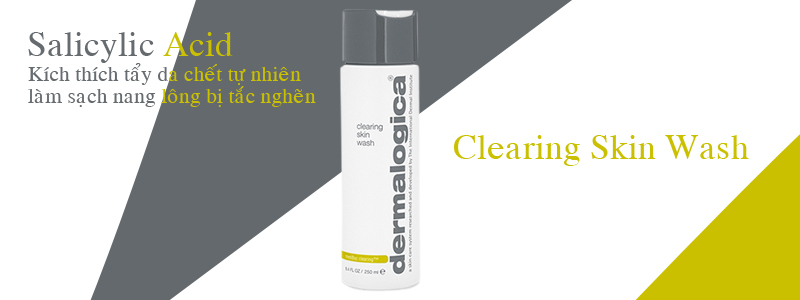 Sữa rửa mặt kiểm soát mụn Ultra Clearing Skin Wash