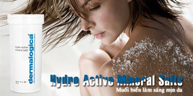 Muối biển làm sáng mịn da Hydro Active Mineral Salts