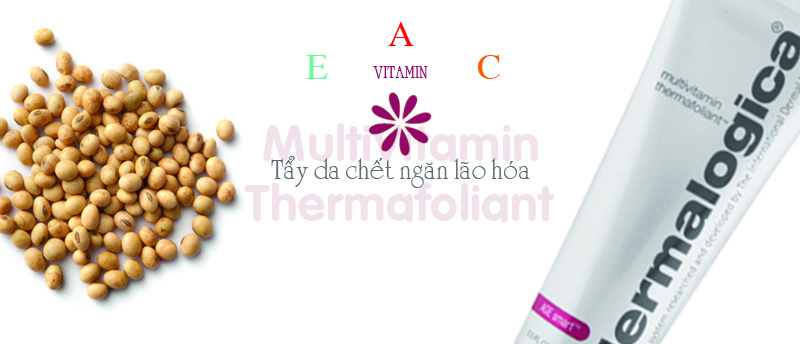 Tẩy da chết bù vitamin MultiVitamin Thermafoliant™
