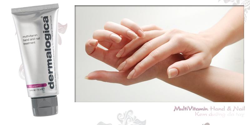 Kem dưỡng tay MultiVitamin Hand & Nail