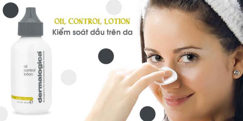 Dung dịch kiểm soát dầu Oil Control Lotion