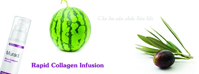 Kem phục hồi làn da Rapid Collagen Infusion
