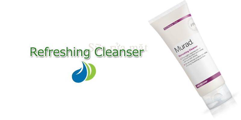 Sữa rửa mặt nhẹ nhàng Refreshing Cleanser