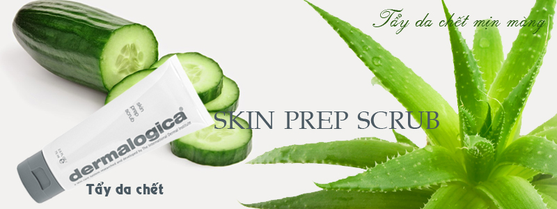 Tẩy da chết mịn màng Skin Prep Scrub