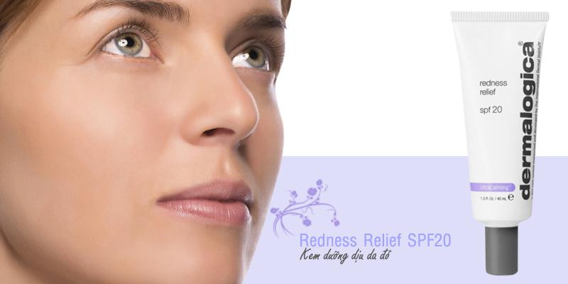 Kem dưỡng làm dịu da UltraCalming Redness Relief SPF20