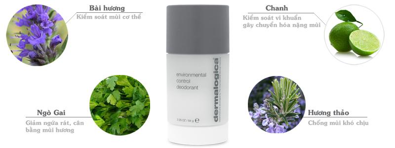 Khử mùi cơ thể Environment Control Deodorant