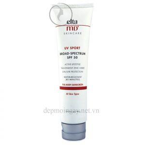 Kem chống nắng thể thao ELTAMD UV SPORT BROAD-SPECTRUM SPF 50 85g