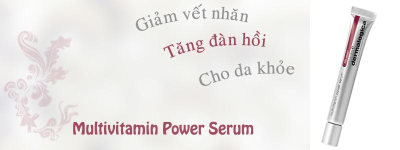 Serum chống lão hóa Multivitamin Power Serum