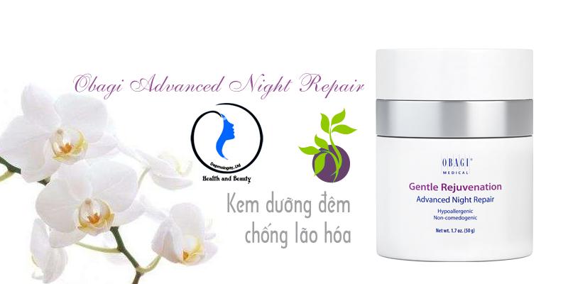Kem dưỡng đêm chống lão hóa Obagi Advanced Night Repair