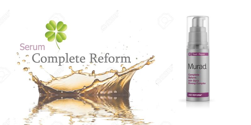 Serum tái tạo đàn hồi da Complete Reform