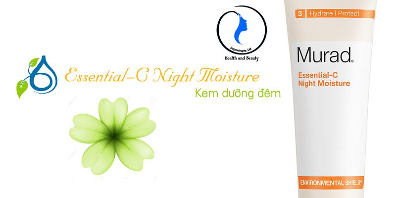 Kem dưỡng đêm Essential-C Night Moisture