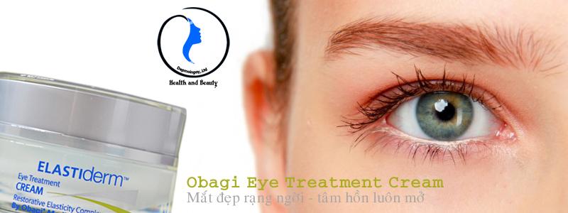Kem trị bọng quầng thâm mắt Obagi Treatment Cream