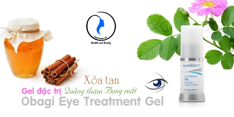 Serum trị bọng mắt quầng thâm Obagi Eye Treatment Gel