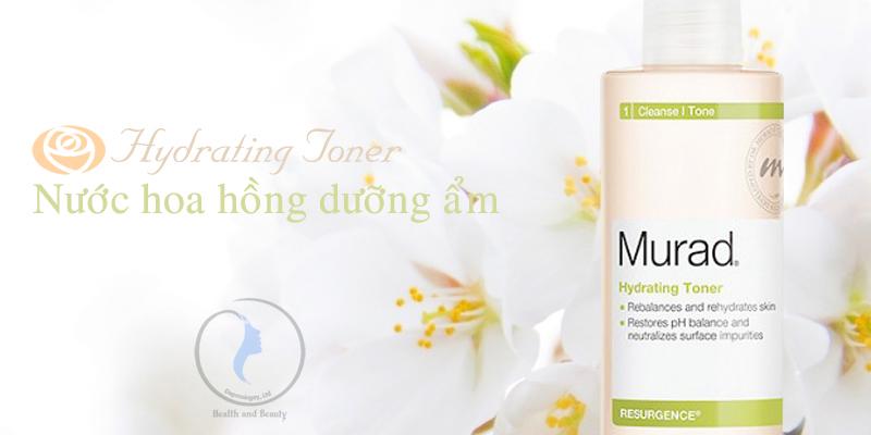 Nước hoa hồng dưỡng ẩm Hydrating Toner