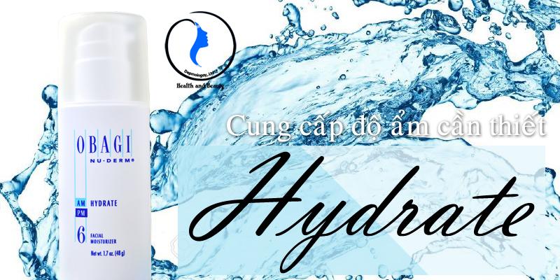 Kem dưỡng ẩm tức thì Obagi Hydrate