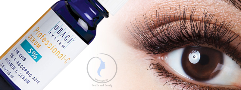 Serum dưỡng da trắng chống nhăn da mắt Obagi Professional-C 5%