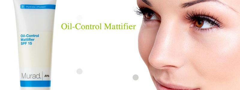 Kem kiểm soát dầu Oil-Control Mattifier SPF 15