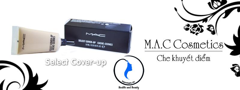 Kem che khuyết điểm Mac Select cover up