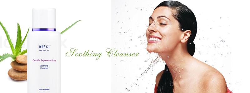 Sữa rửa mặt dịu nhẹ Obagi Soothing Cleanser