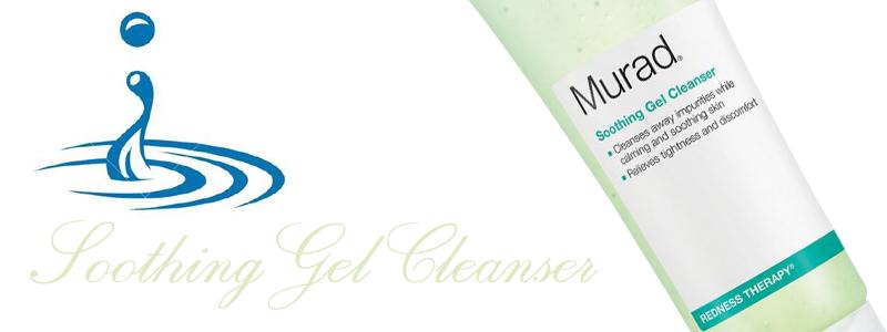 Sữa rửa mặt dịu da Soothing Gel Cleanser
