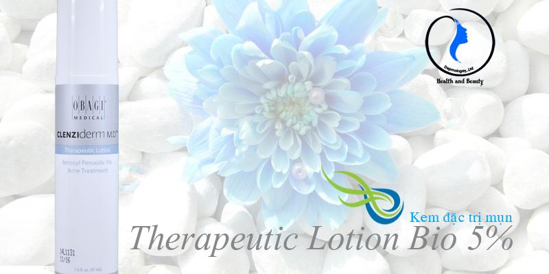 Kem đặc trị mụn Obagi Therapeutic Lotion Bio 5%