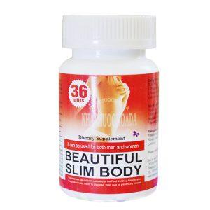 Thuốc Giảm Cân Thảo Dược Beautiful Slim Body
