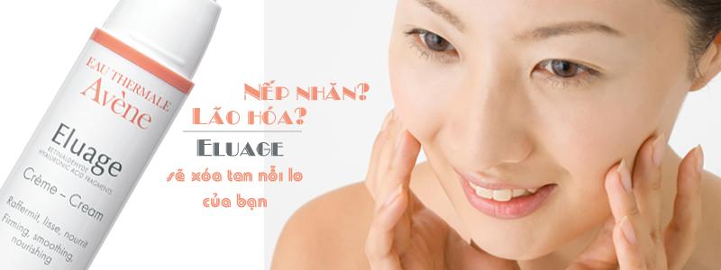 Kem chống lão hóa giảm nếp nhăn Eluage Cream 30ml
