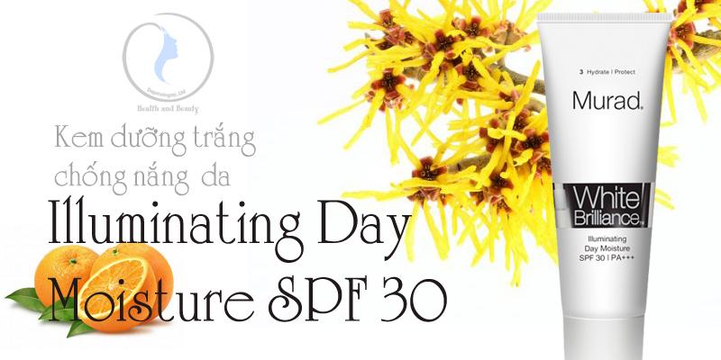 Kem dưỡng trắng da Illuminating Day Moisture SPF 30