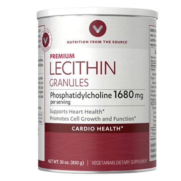 Viên uống bổ não Lecithin Granules