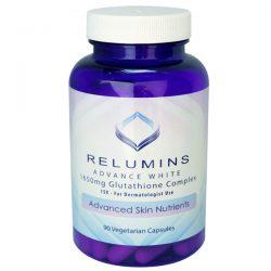 Viên uống trắng da Relumins Advance White Oral 90 viên