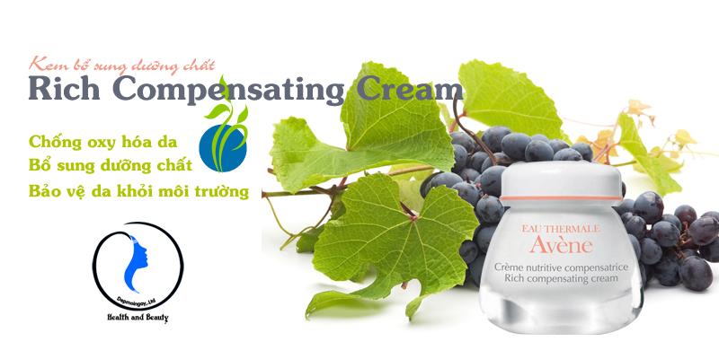 Kem bổ sung dưỡng chất cho da khô Rich Compensating Cream 50ml
