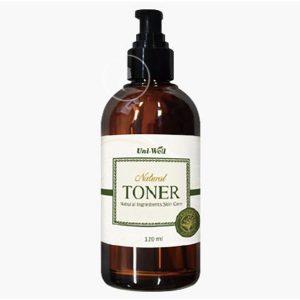 Nước hoa hồng thiên nhiên Uniwell Natural Toner