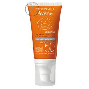 Kem chống nắng không mùi cho da kích ứng Avene Protection SPF 50 Fragrance Free 50ml