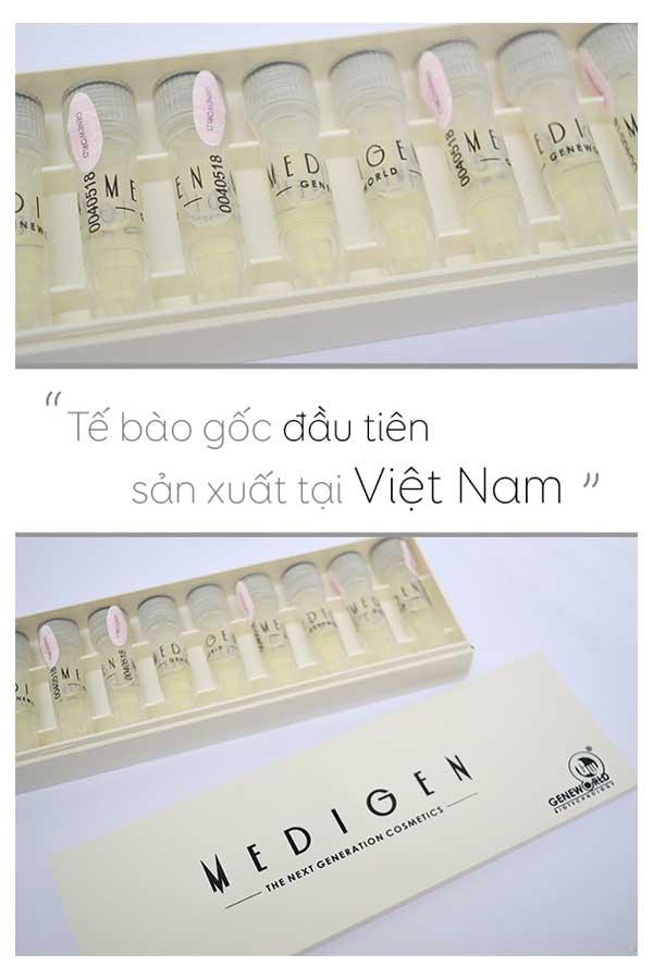 Tế bào gốc MEDIGEN 10 tube