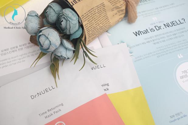 Dr Nuell là một thương hiệu mỹ phẩm ra đời bắt nguồn từ dòng sản phẩm 'Petit [N] mom', được đổi tên trong qua trình nghiên cứu phát triển dòng mỹ phẩm chủ yếu cho làn da nhạy cảm.
