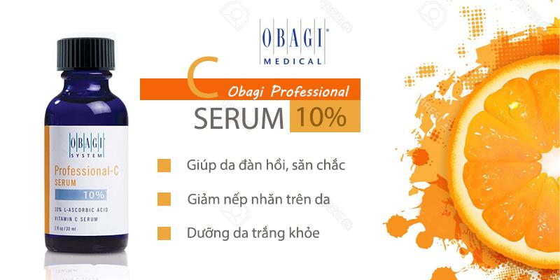 serum chống lão hóa OBAGI Professional- C 10%
