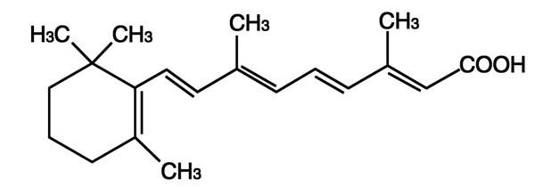 công thức retinol
