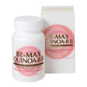 Viên uống hạt diêm Be-Max Quinoa-B II tăng cường sắc đẹp và sức khỏe