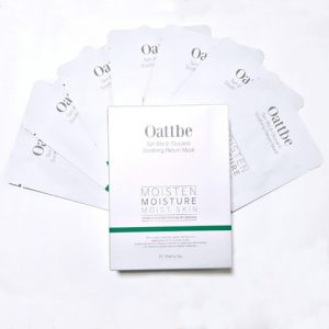 Mặt nạ dưỡng da Oattabe Maskpack VT Permission