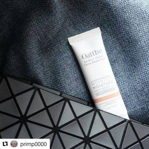 Kem dưỡng trắng phục hồi da hư tổn Oattabe Moisten Bright Skin Texture 50ml