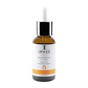 Serum chống lão hóa Image Vital C Antioxidant Hydrating A C E Serum