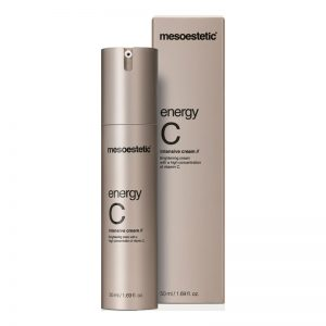 Kem giúp giảm sạm nám mesoestetic Energy C Intensive Cream