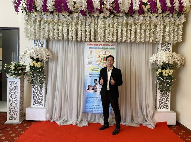 Giám đốc ED Skin Beauty - Mr. Phan Thanh Tùng