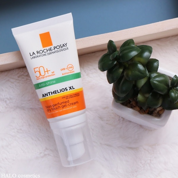 Anthelios XL Non-Perfumed Dry Touch Gel-Cream SPF 50+